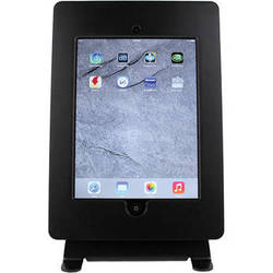 FSR Table Mount for iPad 4 with Rotate & Tilt Options (Black)