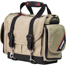 Domke Next Generation Director Shoulder Bag (Stone/Black)