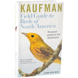 Celestron Book: Kaufman Field Guide to Birds of North America
