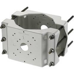 Brickcom CI-815 Pole Mount for Outdoor Bullet Cameras (Beige White)