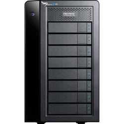 Promise Technology 32TB Pegasus2 R8 Thunderbolt 2 RAID Storage Array (7200 rpm)