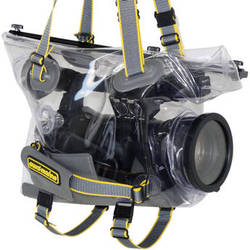 Ewa-Marine VMW2 Underwater Housing for Sony PMW-200 or PMW-150 XDCAM Camcorder & Tripod Connector with Mounting Plate