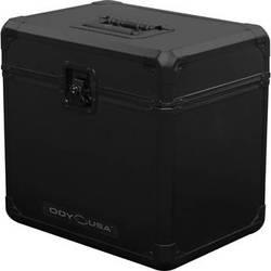 Odyssey Innovative Designs Black Krom Series KLP70BL Vinyl and LP/Utility Carrying Case