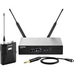 Shure QLXD14 Bodypack Wireless System (G50: 470 to 534 MHz)