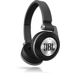 JBL Synchros E40BT Bluetooth On-Ear Headphones (Black)