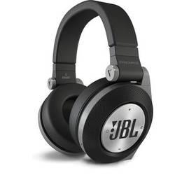 JBL Synchros E50BT Bluetooth On-Ear Headphones (Black)