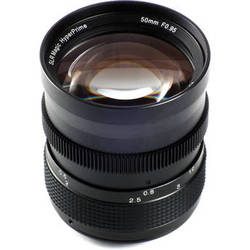 SLR Magic 50mm f/0.95 Hyperprime Lens for Micro Four Thirds Mount