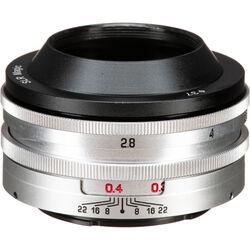 SLR Magic 28mm f/2.8 Lens for Sony APS-C E-Mount