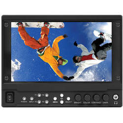 "Marshall Electronics V-LCD71MD-3G 7"" 1080p Camera-Top Monitor with 3G/HD/SD-SDI Module"