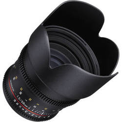 Rokinon 50mm T1.5 AS UMC Cine DS Lens for Sony A Mount