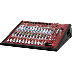 Galaxy Audio AXS-18 18-Input Analog Audio Mixer