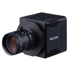 Ricoh C-Mount 35mm f/4.3 Fixed Lens for Extended Depth of Field Cameras