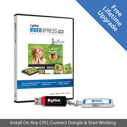 DgFlick Video Xpress PRO (DVD-ROM)