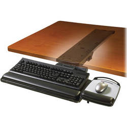 3M AKT150LE Adjustable Keyboard Tray with Easy-Adjust Arm