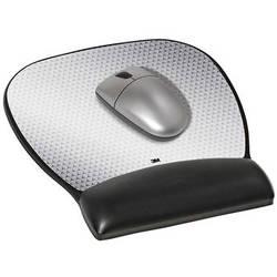 3M MW310LE Large Gel Mouse Pad Wrist Rest (Leatherette)