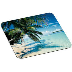 3M MP114YL Foam Mouse Pad (Beach Design)