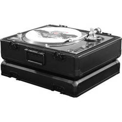 Odyssey Innovative Designs Black Krom Series K1200BL Turntable Carrying Case