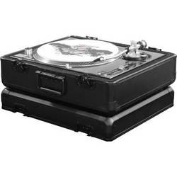 Odyssey Innovative Designs Black Krom Series K1200BL Turntable Carrying Case