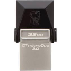 Kingston 32 DataTraveler microDuo USB 3.1 Gen 1 Flash Drive