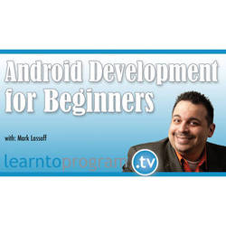 Class on Demand Android Development for Beginners (Streaming Video)