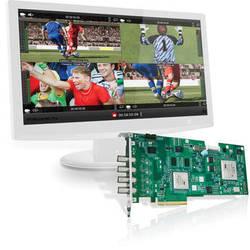 Matrox VS4 HD-SDI Capture Card with VS4Recorder Pro Software Bundle