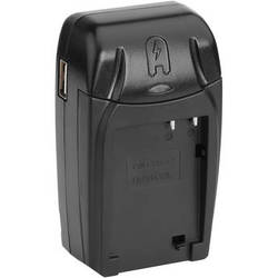 Watson Compact AC/DC Charger for DMW-BLC12, BP-DC12, or BP-51 Battery