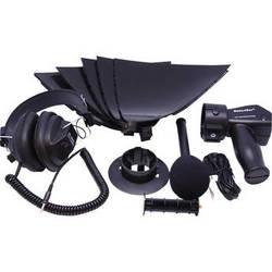 KJB Security Products DetectEar Parabolic Audio Listening Dish