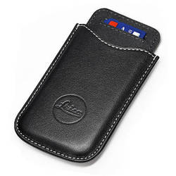 Leica SD and Credit Card Holder (Black)