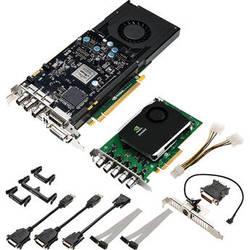 PNY Technologies NVIDIA Quadro K4200 with SDI Input and Output Boards