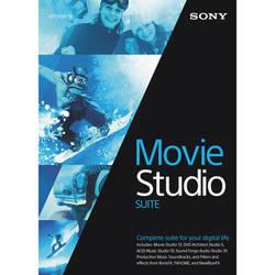 MAGIX Entertainment Movie Studio 13 Suite (Download)