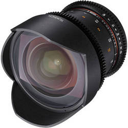 Rokinon 14mm T3.1 Cine DS Lens for Sony Alpha Mount
