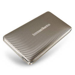 Harman Kardon Esquire Mini Portable Wireless Speaker and Conferencing System (Gold)
