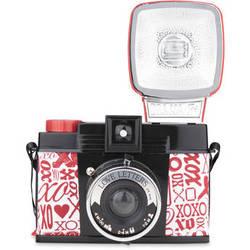 Lomography Diana F+ Medium Format Camera (Love Letters)