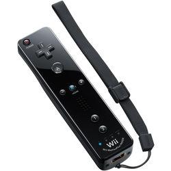 Nintendo Remote Plus Controller (Wii & Wii U, Black)