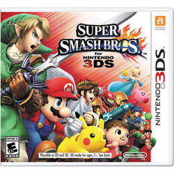 Nintendo Super Smash Bros. (Nintendo 3DS)
