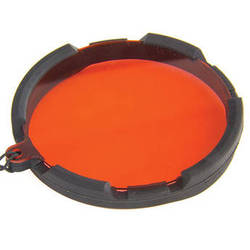 Watershot Red Filter for 0.39X Wide Angle & Flat Lens Port