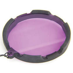 Watershot Magenta Filter for 0.39X Wide Angle & Flat Lens Port