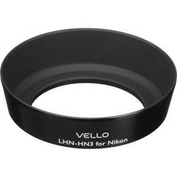 Vello HN-3 Dedicated Lens Hood (52mm Screw-On)