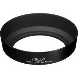 Vello HN-22 Dedicated Lens Hood (62mm Screw-On)