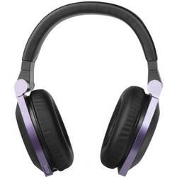 JBL Synchros E50BT Bluetooth On-Ear Headphones (Purple)