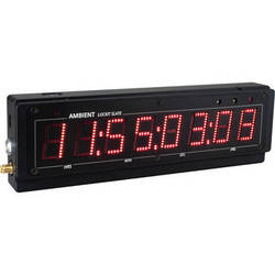 Ambient Recording Lockit Timecode LED Display
