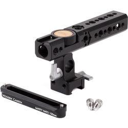 Wooden Camera NATO Handle Kit (Plus, 100mm Rail)
