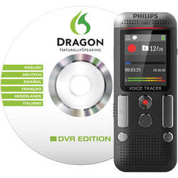 Philips Voice Tracer 2700 Digital Voice Recorder with Dragon NaturallySpeaking Software