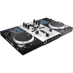 Hercules DJ Control AIR S 2-Channel USB DJ Controller with Software