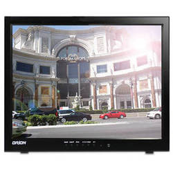 "Orion Images 17RTCSR 17"" Sunlight Readable LED-Backlit Monitor with Transflective Technology (Black)"