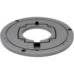 Speco Technologies OADP4 Adapter Plate for Mini Dome Cameras and O2B5 Bullet Camera (Silver)