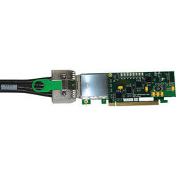 Cubix Replacement PCIe x16 Host Interface Card with 6.6' Data Cable