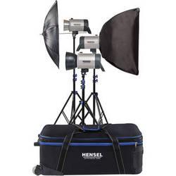 Hensel Integra 1500 3-Light Kit