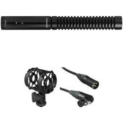 Shure VP82 Short Shotgun Microphone Shockmount Bundle