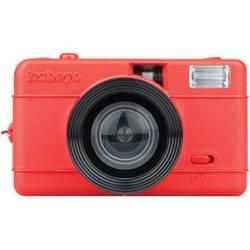 Lomography Fisheye One 35mm Camera (Red)